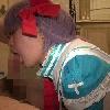 中出し公認 ヲタ専属性欲処理用10代愛玩美少女レイヤー。聖天使ジブ○ール アリ○ス ハメ撮り動画。