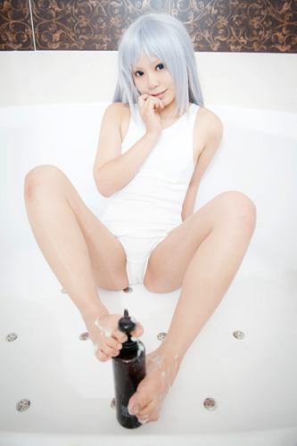 マリア白スク