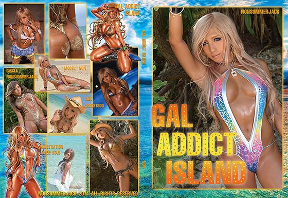 nonsummerjack / GAL ADDICT ISLAND