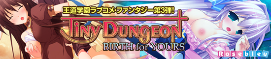 Tiny Dungeon〜BIRTH for YOURS〜