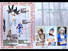 SEVEN DOLLS|M○NSTER HUNTER  -雪山訓練所-