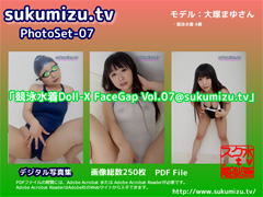 sukumizu.tv|競泳水着Doll FaceGap Vol.07@sukumizu.tv
